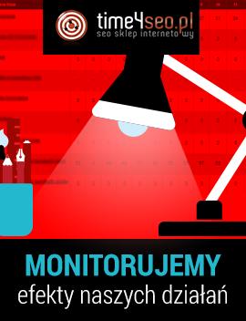 monitoring pozycji
