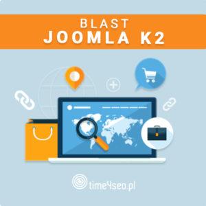 BLAST-JOOMLA-K2